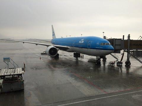 KLM Fifth Freedom Flight | Flight Review KL809 Kuala Lumpur to Jakarta