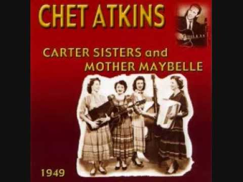 Carter Sisters And Mother Maybelle w/Chet Atkins - Medley No 7 (1950).