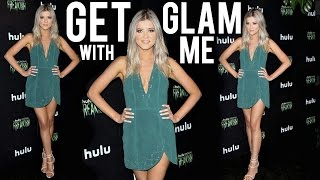 GET READY WITH ME: FREAKISH PREMIERE