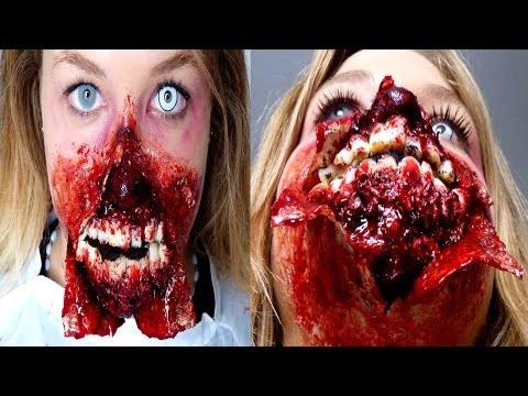 Maquillage Halloween !