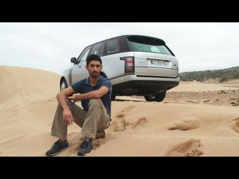 Nuova Range Rover. la prova in fuoristrada - Off road test drive