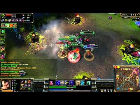 League of Legends - Aprendendo a jogar