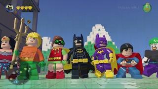LEGO Dimensions - LEGO Batman Movie Batcave Special Interactions