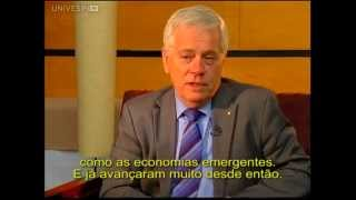 Desafios da Educação: Barry McGaw - Austrália - The University of Melbourne