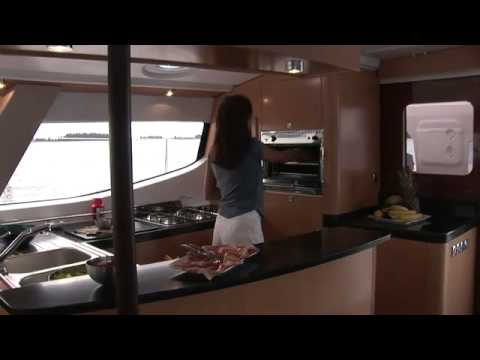 Fountaine Pajot Salina 48 Review Location Salina 48 Fountaine