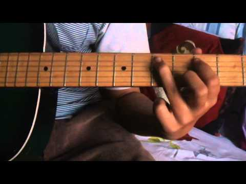 Anuprastha Song Din Guitar Lesson (part 1) video