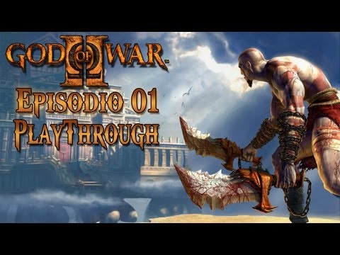 God Of War 2: Colosso De Rhodes Ganha Vida L #01 video