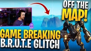 Get off the Island with this GAME BREAKING Mech glitch!