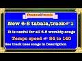 Yesanna Music New 6 8 Tabala Track 1 mp3
