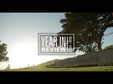 Pepperdine     2015 Year in Review