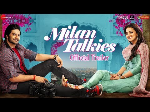 Milan Talkies - Official Trailer | Ali, Shraddha, Ashutosh, Sanjay, Reecha & Sikandar thumbnail
