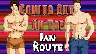 DILDO NINJA EXTRAORDINAIRE! Coming Out On Top IAN ROUTE (Gameplay/Walkthrough/LetsPlay)