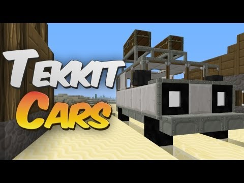 Minecraft Car Design