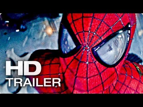 THE AMAZING SPIDER-MAN 2: Extended Trailer #3 Deutsch German | 2014 Marvel [HD]