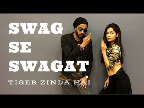 Swag Se Swagat Song | Tiger Zinda Hai | Hip Hop Choreography | LiveToDance with Sonali