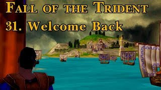 Age of Mythology: Fall of the Trident - 31. Welcome Back