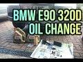 Bmw E90 320d Oil Change