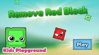 Puzzle Games: Remove Red Block - Vault Productions