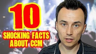 10 SHOCKING FACTS About Contemporary Christian Music 🎸😲