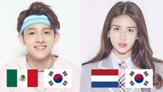 Download Lagu Half Korean K-POP Idols Gratis STAFABAND