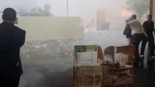Brisbane Hail Storm 27.11.2014