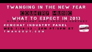 TWANG'n the NEW YEAR with Country Music: What to Expect in 2013