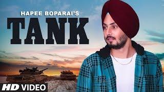 Hapee Boparai: Tank (Full Song) Jassi X | Lovely Noor | Latest Punjabi Songs 2019