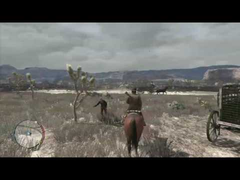 Red Dead Redemption - The Gunslinger Achievement Guide