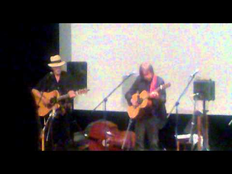 Mistři akustické kytary Beppe Gambetta a Dan Crary 1 Praha 26 05 2011