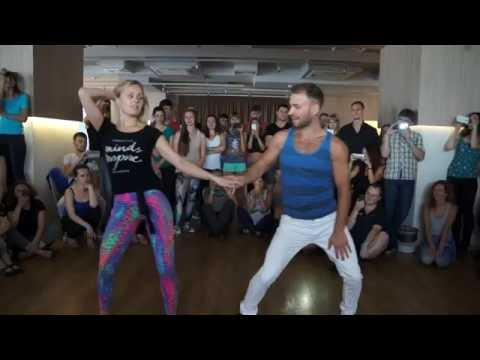 00002 RZCC 2016 Anastasia and Maxim ACD ~ video by Zouk Soul