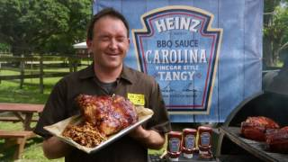 Pitmasters Commercial - Heinz BBQ Sauce