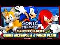 Sonic Heroes (HD) - SUPER HARD MODE - Part 2