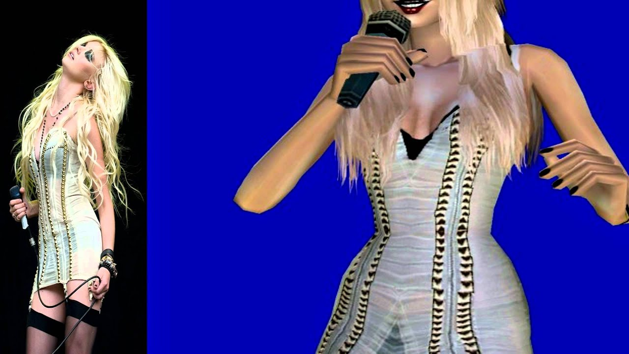 The Pretty Reckless - Taylor Momsen - Outfit, Hair and ... Taylor Momsen Interview