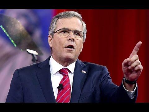 Jeb Bush Blames Obama For The Rise Of Trump
