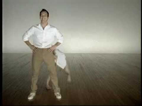 Claire Danes/Patrick Wilson  - The Gap Commercial