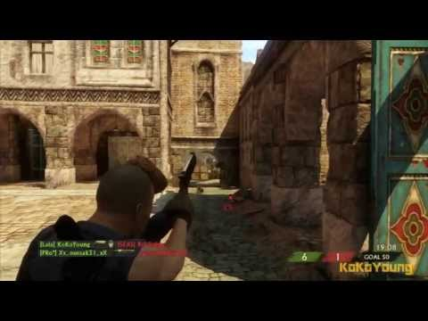 Uncharted 3 Multiplayer - Lab: SAS-12 & Mag 5 TDM (Yemen) [13/04/13]