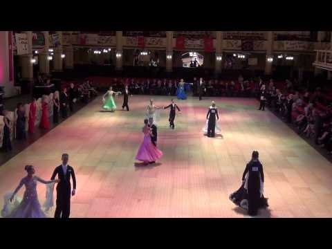 Blackpool 2013  Junior Viennese Waltz Final