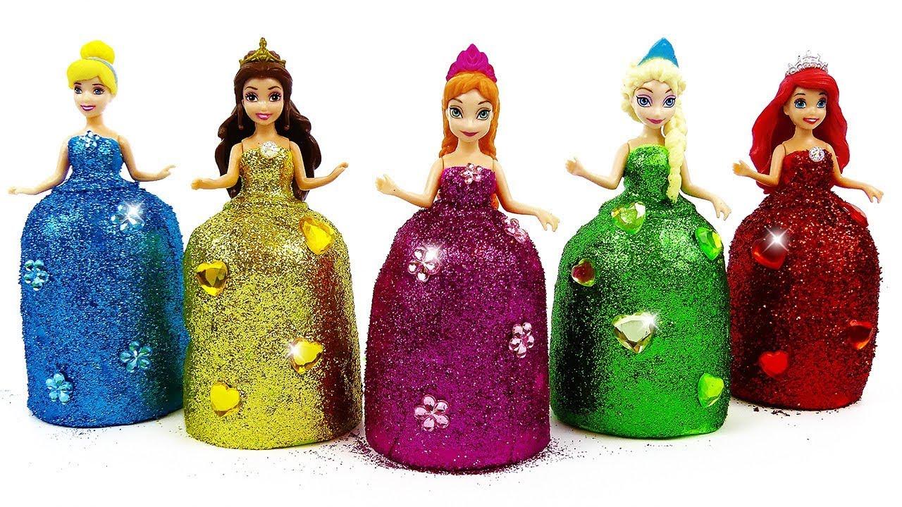 Поделки из пластилина своими руками все для кукол из пластилина