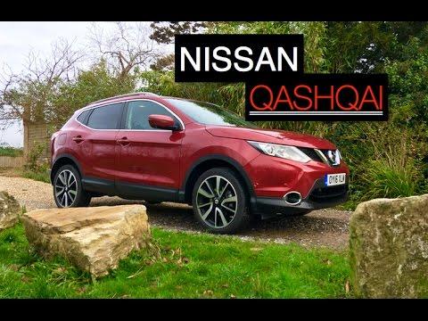 2017 Nissan Qashqai Tekna Review - Inside Lane