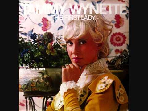 Tammy Wynette- I Never Once Stopped Loving You