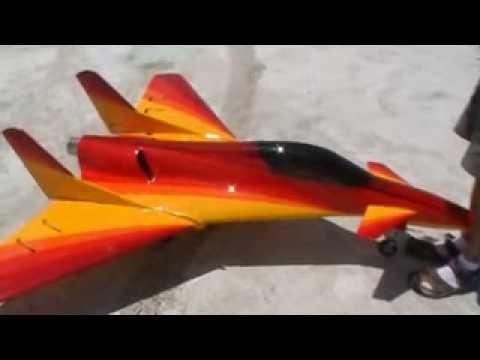 Worlds Fastest RC Turbine Jet!