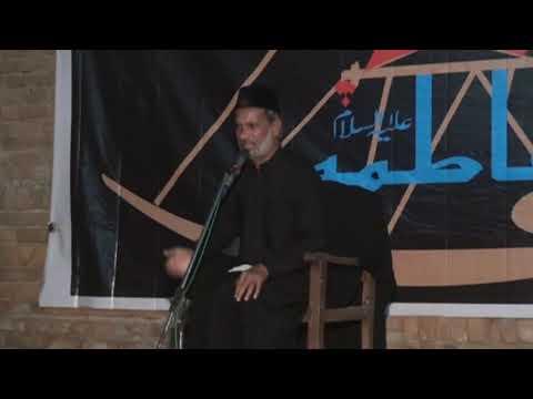 Molana Ghulam Qamar Ansari 8th Muharram 2018