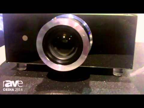 CEDIA 2014: SIM2 Unveils Its Nero 3 2,000-Lumen LED Projector
