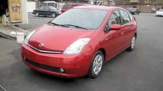 2008 Toyota Prius Hybrid Full, In Depth Tour, and Driving Dynamics