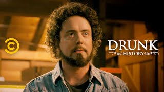 Kris Kristofferson Never Gives Up on His Dream (feat. Johnny Knoxville) - Drunk History