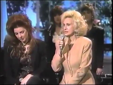 Tammy Wynette & Bobbie Cryner ~ Till I Can Make It On My Own
