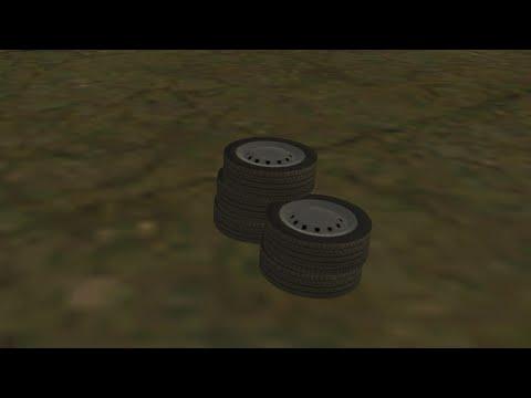 Где найти колёса для семёрки? •Симулятор автомобиля•