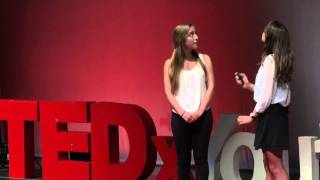 Sex education | Frances MacKercher & Sophia Simon | TEDxYouth@AnnArbor