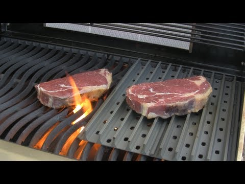 Grill Grate vs.direktes Grillen - Vergleichstest dry-aged Ribeye Steaks - Disturbed Cooking Ep. 84