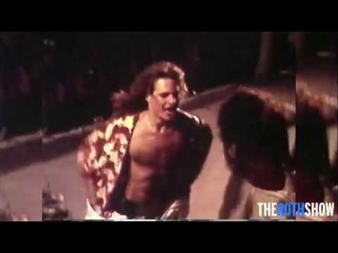 Van Halen Anaheim Stadium 1978 (Parachute Show)